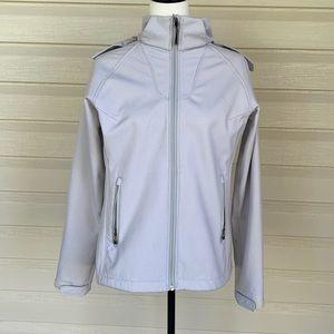 Avia Spring/Fall Coat with Detachable hood